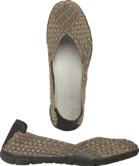 woven elastic shoes woven elastic shoes by corky s sidewalk featherlite shoes