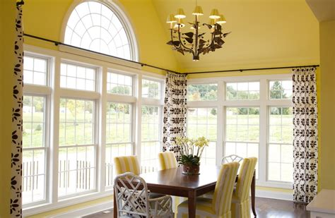 curtains for dining room windows simple curtains for windows 1245