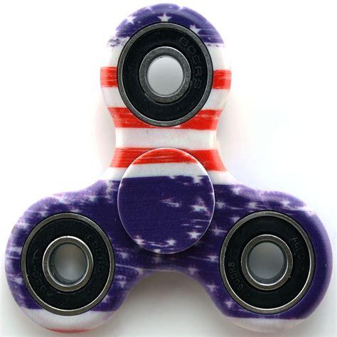 Fidget Spinner American Murah fidget spinner american flag patriotic fidget