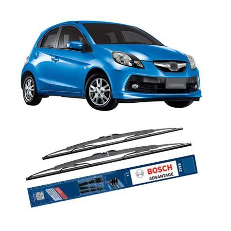 Kaca Lu Belakang Mobil Brio Jual Bosch Advantage Wiper Kaca Depan Mobil For Honda Brio