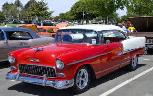 1955 chevrolet bel air sport coupe images pictures and