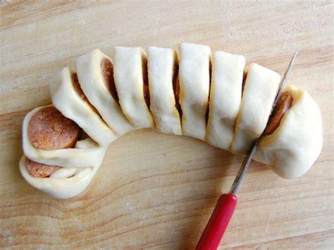 korean sausage bread  se ji bbang