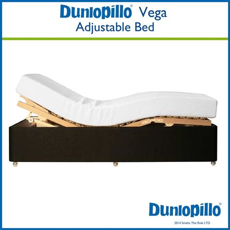 dunlopillo adjustable bed at the best prices free uk delivery