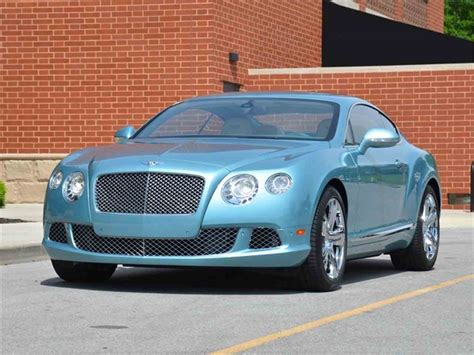 bentley 2012 for sale 2012 bentley continental for sale classiccars cc