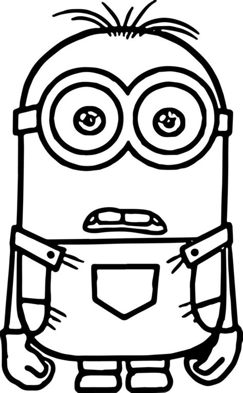minion pumpkin coloring pages minion coloring pages coloring pages pinterest