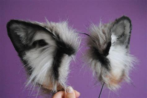 werewolf costume tutorial wolf ears by baarakka on deviantart diy pinterest