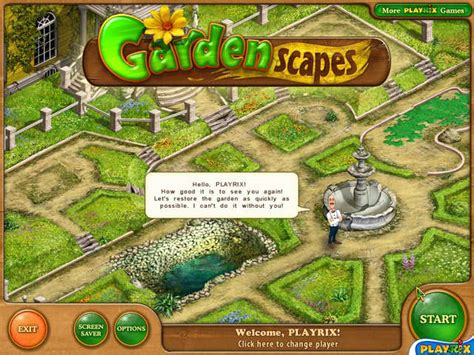 Gardenscapes Unlimited Gardenscapes Gamehouse