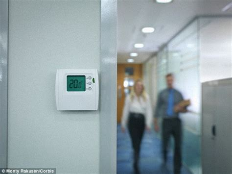 Comfortable Temperature For Office much air in your office temperature is found to