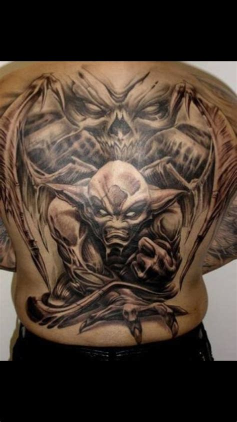 evil demon tattoo designs the evil tattoos