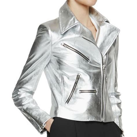 Silver Leather by Silver Leather Jacket For America Suits