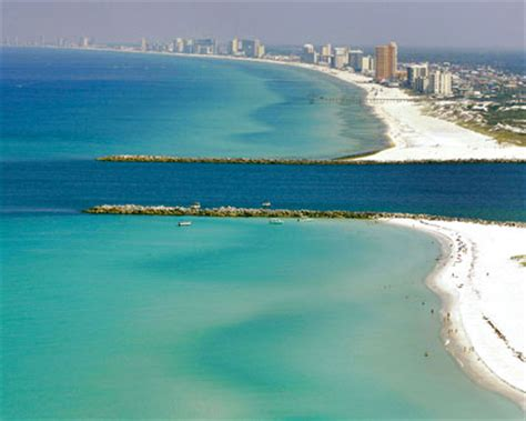 Water Temperature Comfortable For Swimming Panama City Beaches Best Beaches In Panama City