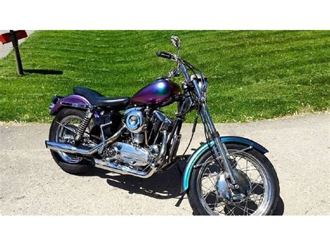 1970 Harley Davidson by 1970 Harley Sportster Motorcycles For Sale