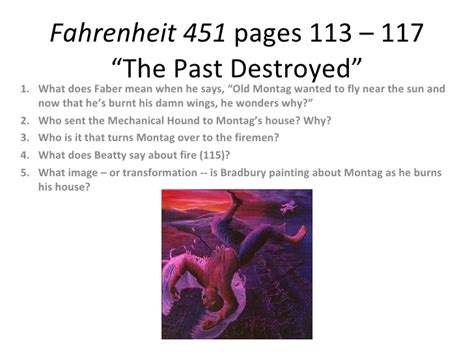 themes in part two of fahrenheit 451 fahrenheit 451 part i i i questions 97 2003