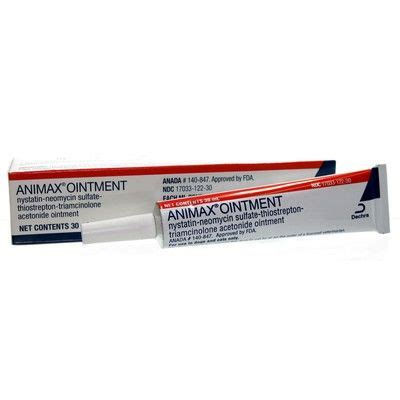 animax ointment for dogs animax topical ointment for dogs and cats vetrxdirect 30ml