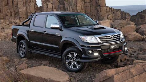 cars toyota black 2014 toyota hilux black edition car sales price car