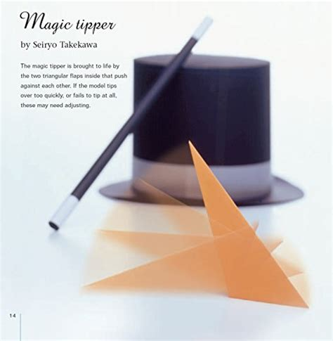 Folding Paper Tricks - origami magic kit amazing paper folding tricks puzzles