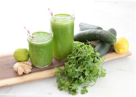 Detox Easy 123 by Cilantro Detox Juice Recipe Elana S Pantry