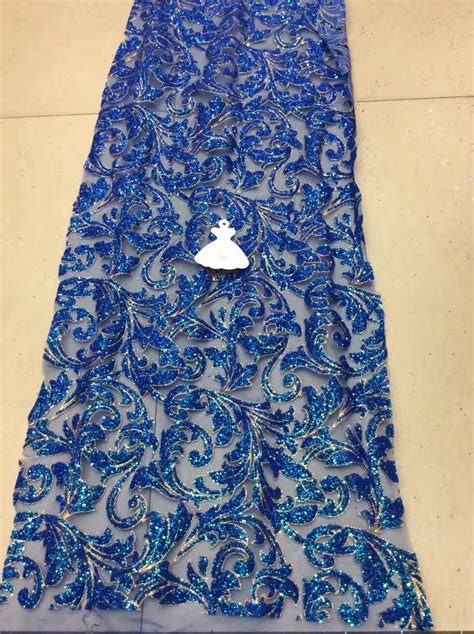 blue and gold african lace aliexpress com buy royal blue gold african lace fabric