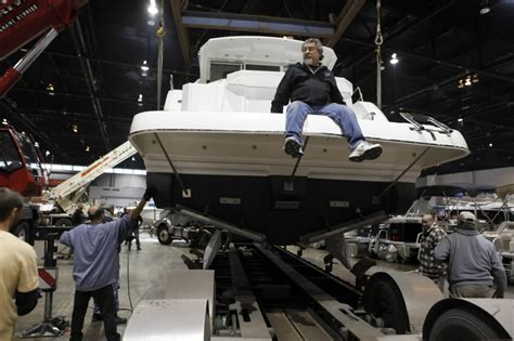 chicago boat show schedule a preview of the chicago boat sports and rv show wgn