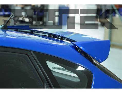 subaru hatchback wing perrin wing riser kit wrx sti 2008 2014 hatchback