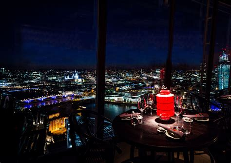 Bar At Top Of Shard by Top 10 Best Restaurants In Bookatable
