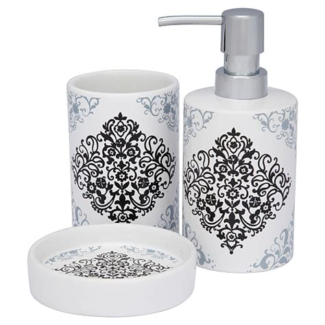 Product Not Available Damask Bathroom Accessories