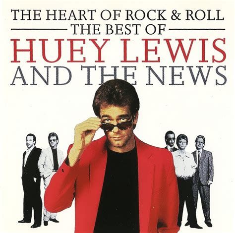huey lewis and the news the of rock roll the