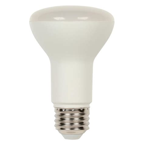 r20 bulb westinghouse 50w equivalent soft white r20 dimmable led light bulb 5305000 the home depot