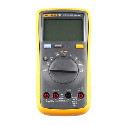 Multimeter Fluke 15b fluke 15b auto digital multimeter yellow black 2 aa