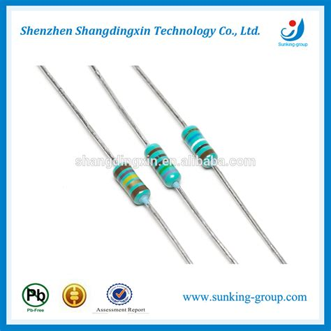 gambar resistor 300k ohm 2016 best price for carbon resistor buy metal resistor 1 4w carbon resistors