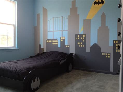 batman bedroom my son s new batman bedroom he loves it batman bedroom