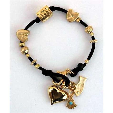 Black kabbalah charms bracelet unique gifts amp jewelry thisnext