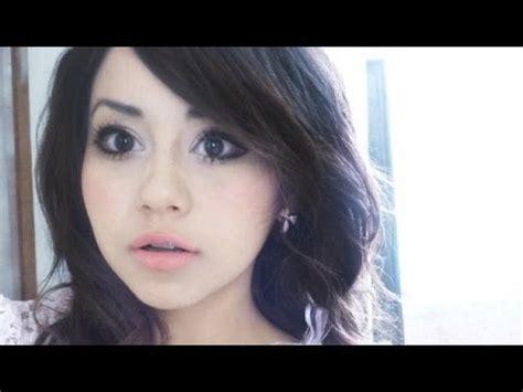 imagenes de ojos tiernos maquillaje tierno y ojos grandes youtube