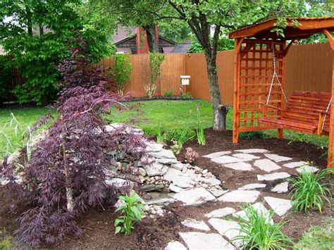 Small Backyard Landscape Ideas On A Budget Home Design Lovable Backyard Design Ideas On A Budget Small Backyard Ideas On A Budget