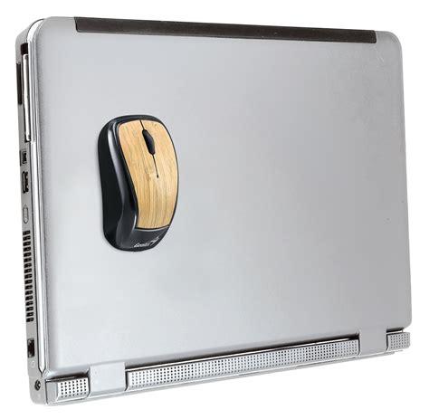 Genius Navigator 905 Wireless Wood Mouse genius alia sustentabilidade e tecnologia de ponta em sua