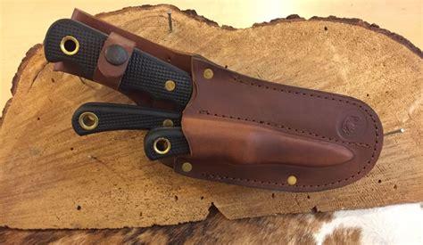 knives of alaska knives of alaska combo set suregrip