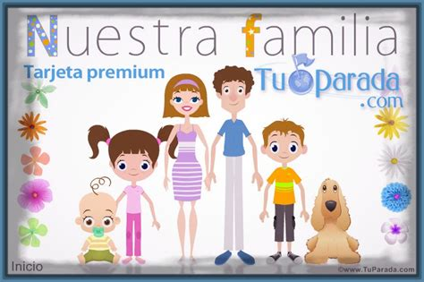 imagenes de la familia animadas imagenes animadas de una familia feliz archivos imagenes