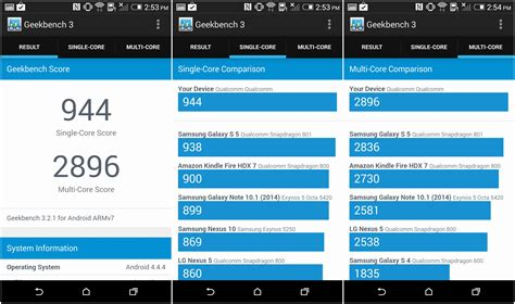 geek bench 3 htc desire eye preliminary benchmark results show this smartphone isn t just for selfies
