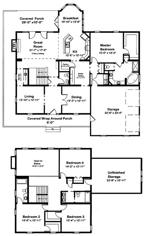 two story mobile home floor plans canton 2 story modular home floor plan