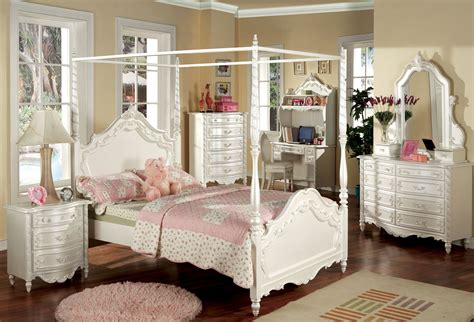 white bedroom set for girls kids furniture stunning girl canopy bedroom sets girl