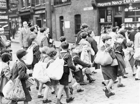 16 best images about ww2 collection on children buses and children