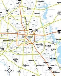 houston metro area zip codes metro