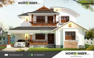 kerala style home design and plan hind 1105