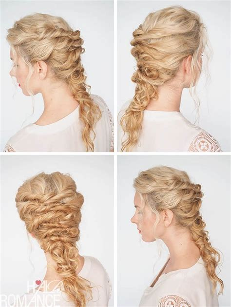 30 curly hairstyles in 30 days day 8 hair romance 30 curly hairstyles in 30 days day 12 hair romance