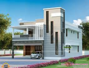 Contemporary House Plan contemporary mix modern house kerala home design and floor plans