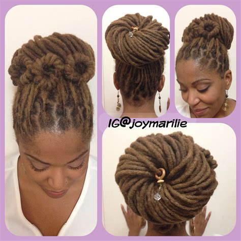 Pin Up Hairstyles For Dreads by Pin Up Styles For Dreads Hair Color Ideas And Styles For