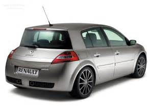 Renault Megane Second Renault Megane Rs 5 Doors 2006 2007 2008 2009