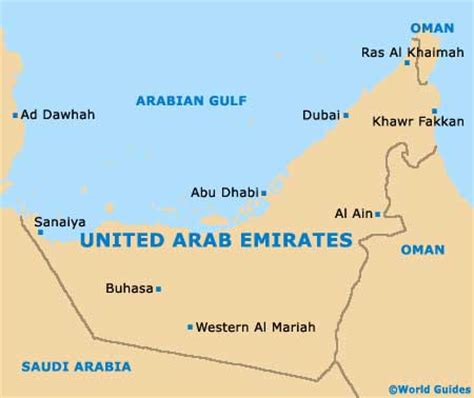 united arab emirates map image dubai united arab emirates location map