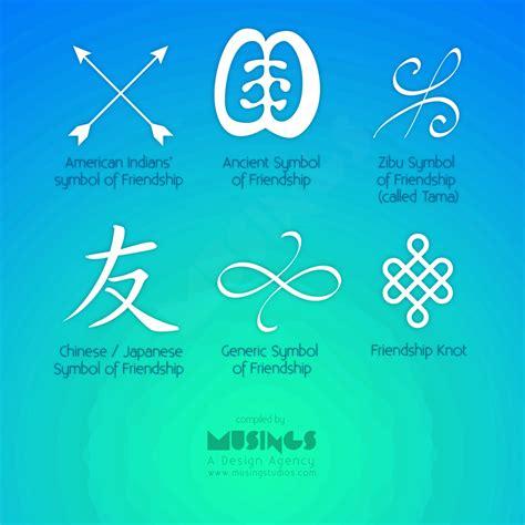 friendship symbol tattoos 1000 ideas about friendship symbol tattoos on