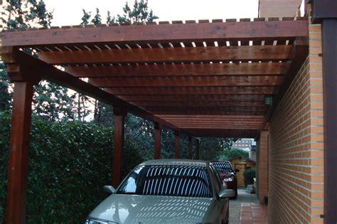 cocheras de madera exteriorismo en madera casacanadiense es